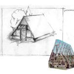 Dachhaus 1