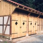 Große Remise I Fa. Blöcher 1997 Schloß Holte